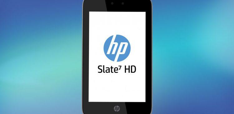 HP Slate 7: Qué es, Características y su Precio