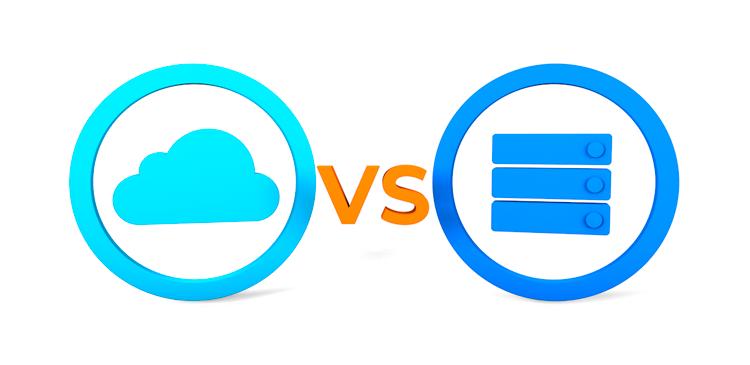 Cloud Computing vs On-Premise