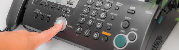 5 Cosas esenciales sobre el Fax Online
