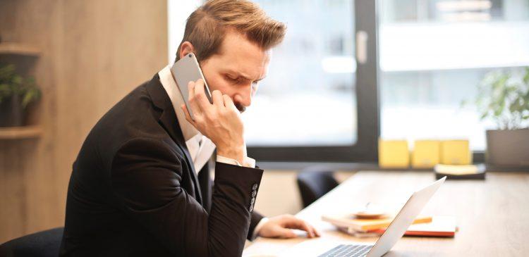 Incremento de llamadas a los bancos durante la cuarentena