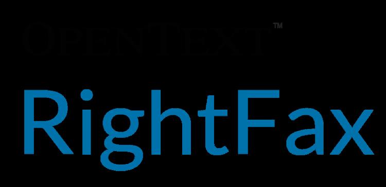 Opentext Rightfax Español