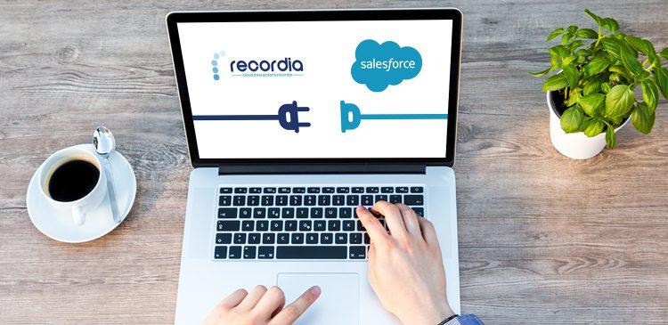 conector Salesforce de Recordia