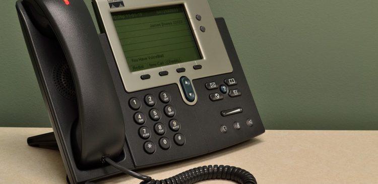 Grabación de llamadas en Cisco