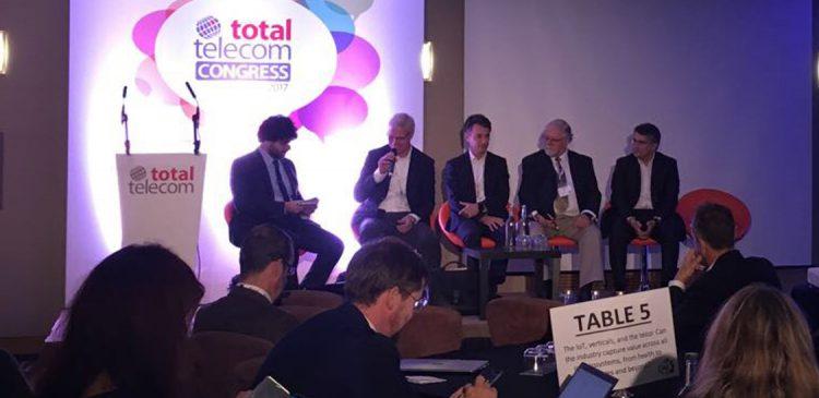 Total Telecom Congress – Londres, 2018